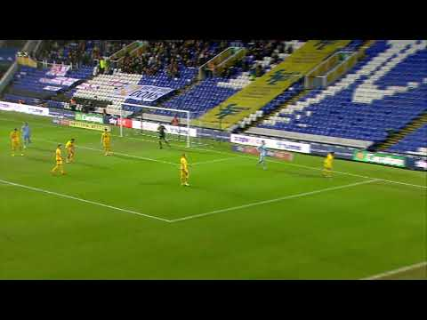 Coventry City V MK Dons Highlights