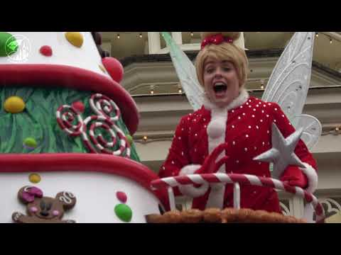 Disneyland Paris Christmas 2018 Complete Overview