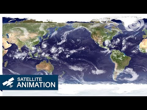 2005 Worldwide Satellite Animation