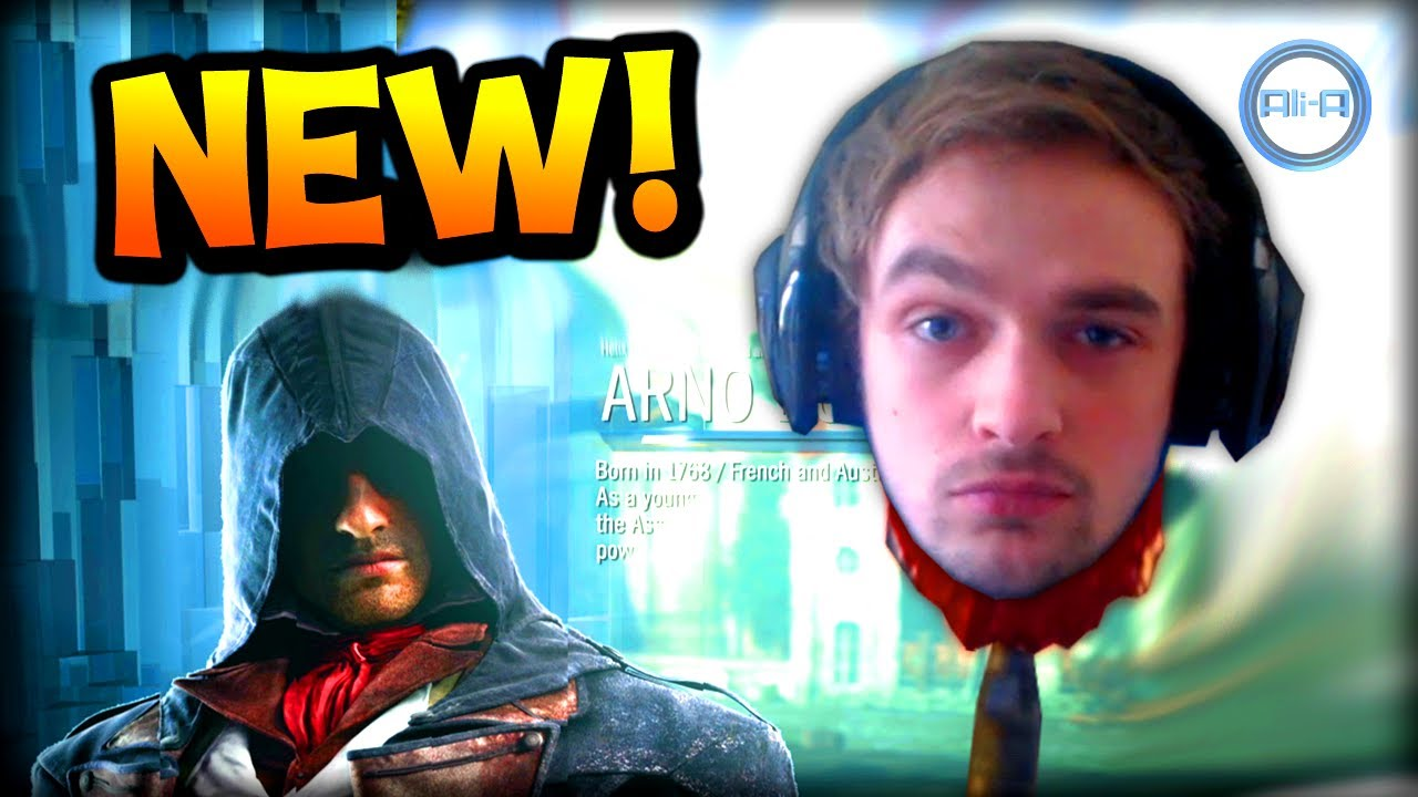 Behead Him Assassin S Creed Unity Gameplay W Ali A E3