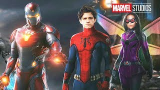 Avengers 5 Ant Man 3 Announcement and Avengers Quantum Realm Scene Theory Breakdown