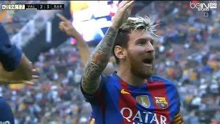 Lionel Messi Winning Penalty Goal Valencia vs Barcelona 2 3   La Liga 22 10 2016
