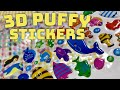 Over 950 3D Puffy Kids Stickers for just $7
