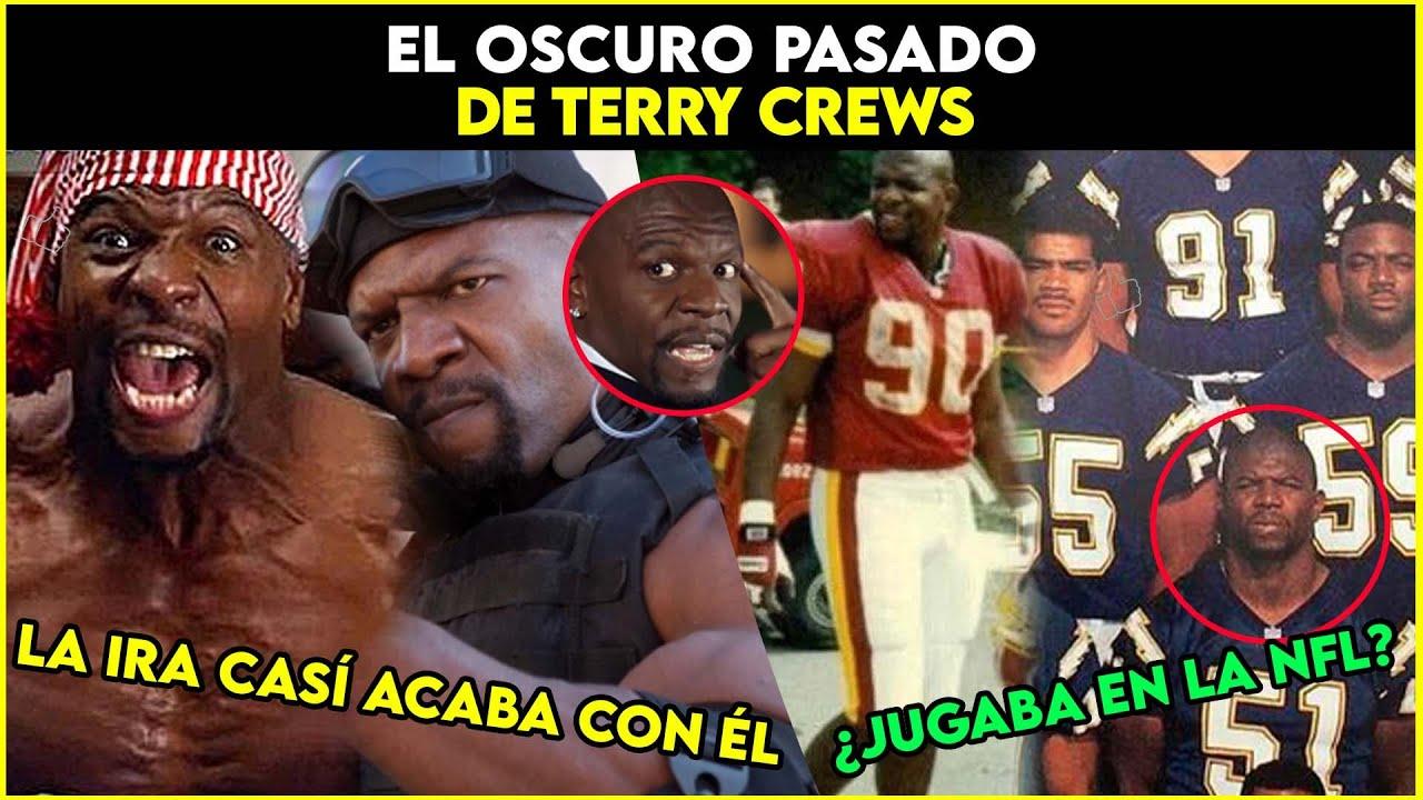 El oscuro pasado de Terry Crews.
