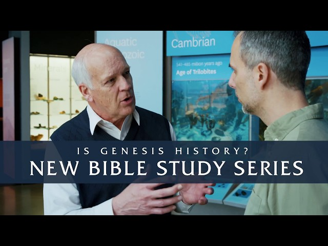 The Global Flood : Clip from Bible Study on Genesis
