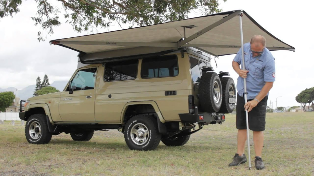 Kalahari Tents And Awnings