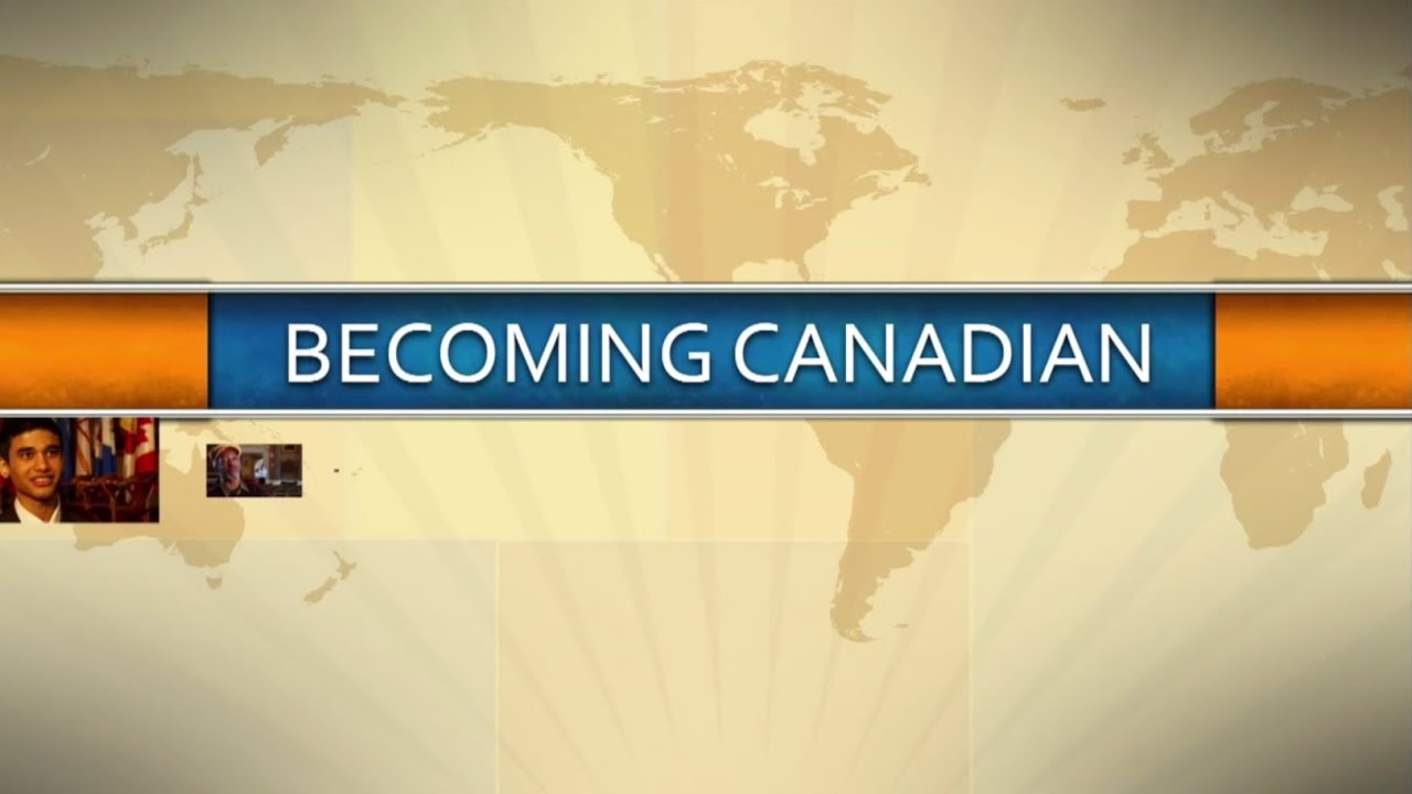 The Becoming Canadians