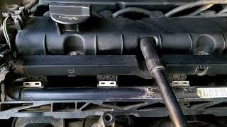Звук старта двс форд фокус 2/115лс TI-VCT