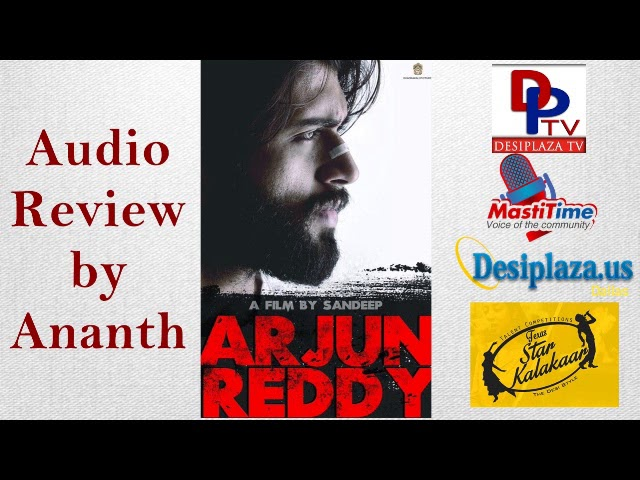 NRI Review - Arjun Reddy Telugu movie review