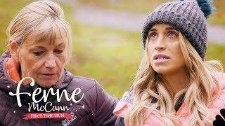 Ferne is Worried as Mum Gill Goes on Holiday | Ferne McCann First Time Mum