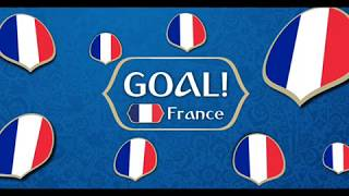 FIFA World Cup Russia 2018 : Goal France