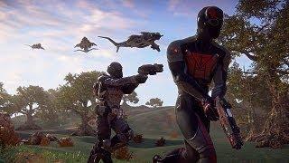 Planetside 2 - Test / Review des Free2Play-Multiplayer-Shooters von GameStar (Gameplay)