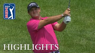 Patrick Reed extended highlights | Round 2 | Travelers