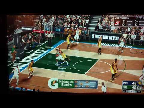 Epic Battle Pacers vs. Bucks pt2
