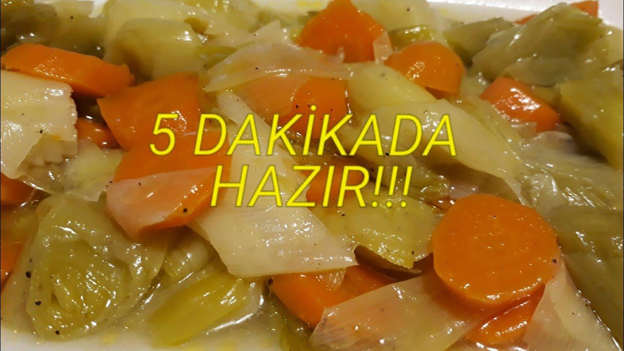 Zeytinyağlı Pırasa Yemeği Tarifi – Zeytinyağlı Tarifler