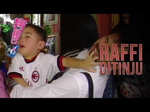 Ogah Dicium, Rafathar Langsung Tinju Wajah Raffi - Cumicam 21 Juni 2018