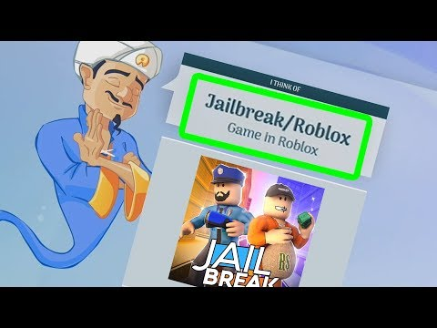 Ryan Toysreview Roblox Jailbreak - Can Akinator Guess Roblox Jailbreak