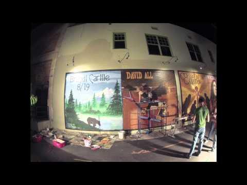 TIMELAPSE - Brandi Carlile and David Allan Coe - Joe Pagac