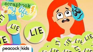 ONE LIE Made Me DIE of Embarrassment | SCRAPBOOK MY LIFE