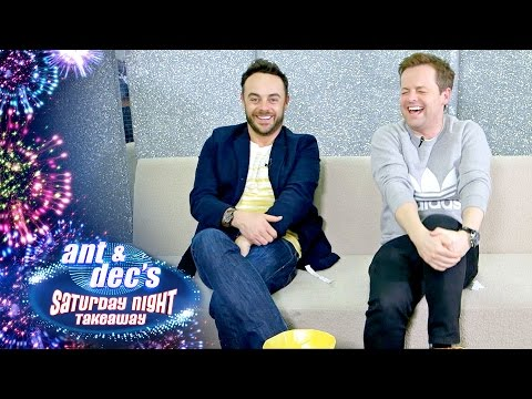 Ant & Dec Play Would You Rather?