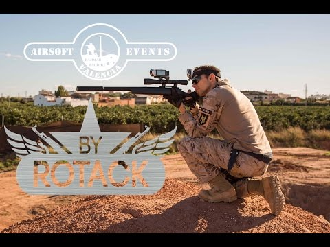 VSR10 G spec TM Scope Cam PDI | Milsim Airsoft Events Valencia by Rotack |