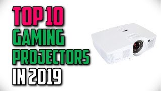 10 Best Gaming Projectors In 2019 Reviews