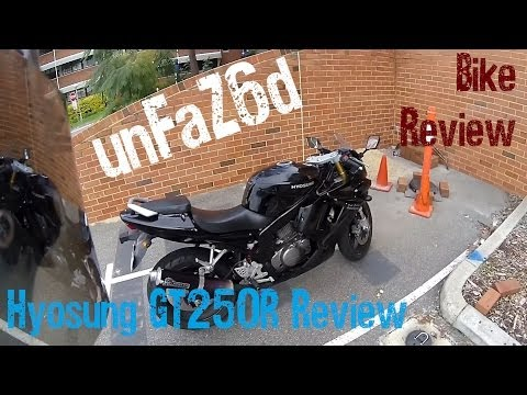Hyosung GT250R Bike Review