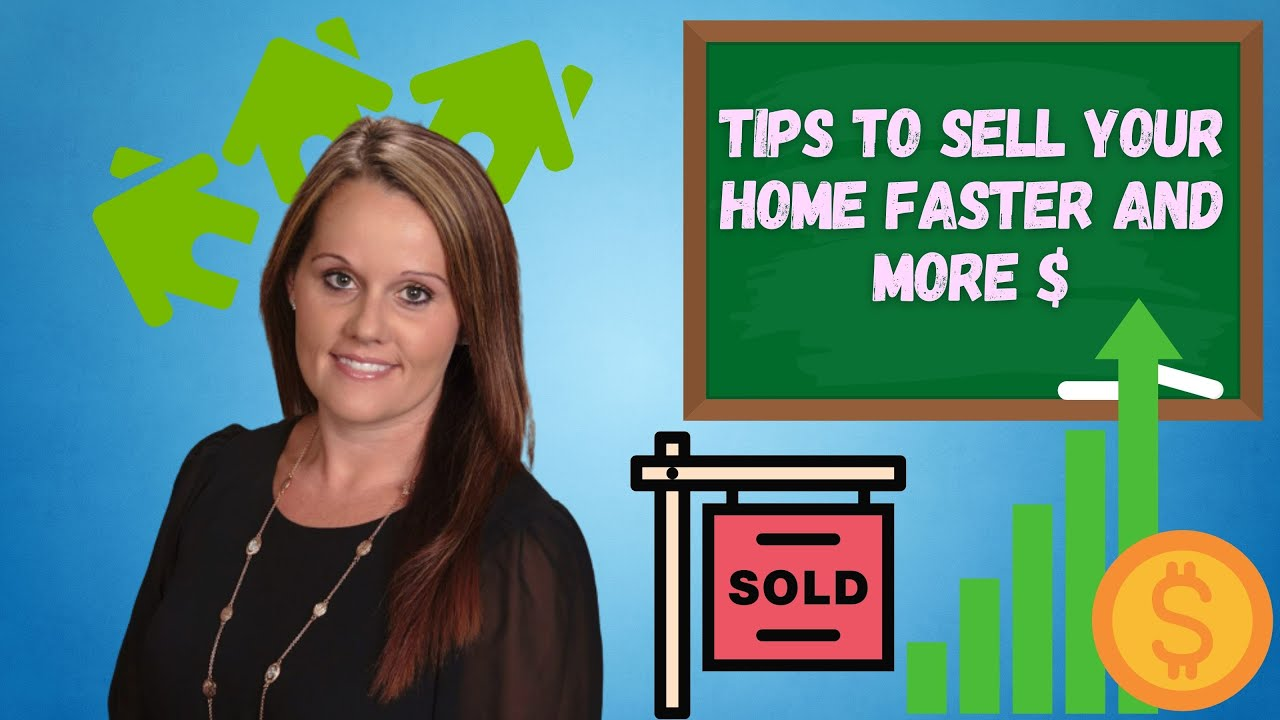Tips to sell your Burleson TX home faster & more money!