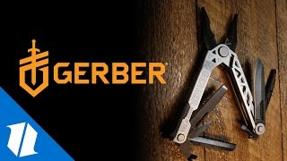 NEW Gerber Center Drive Multi-Tool | SHOT Show 2017