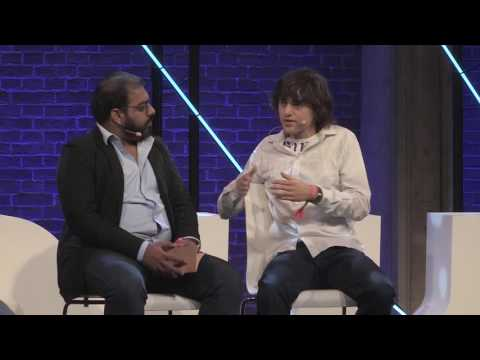 Boyan Slat (The Ocean Cleanup) | TNW Conference | How to solve big sustainability problems