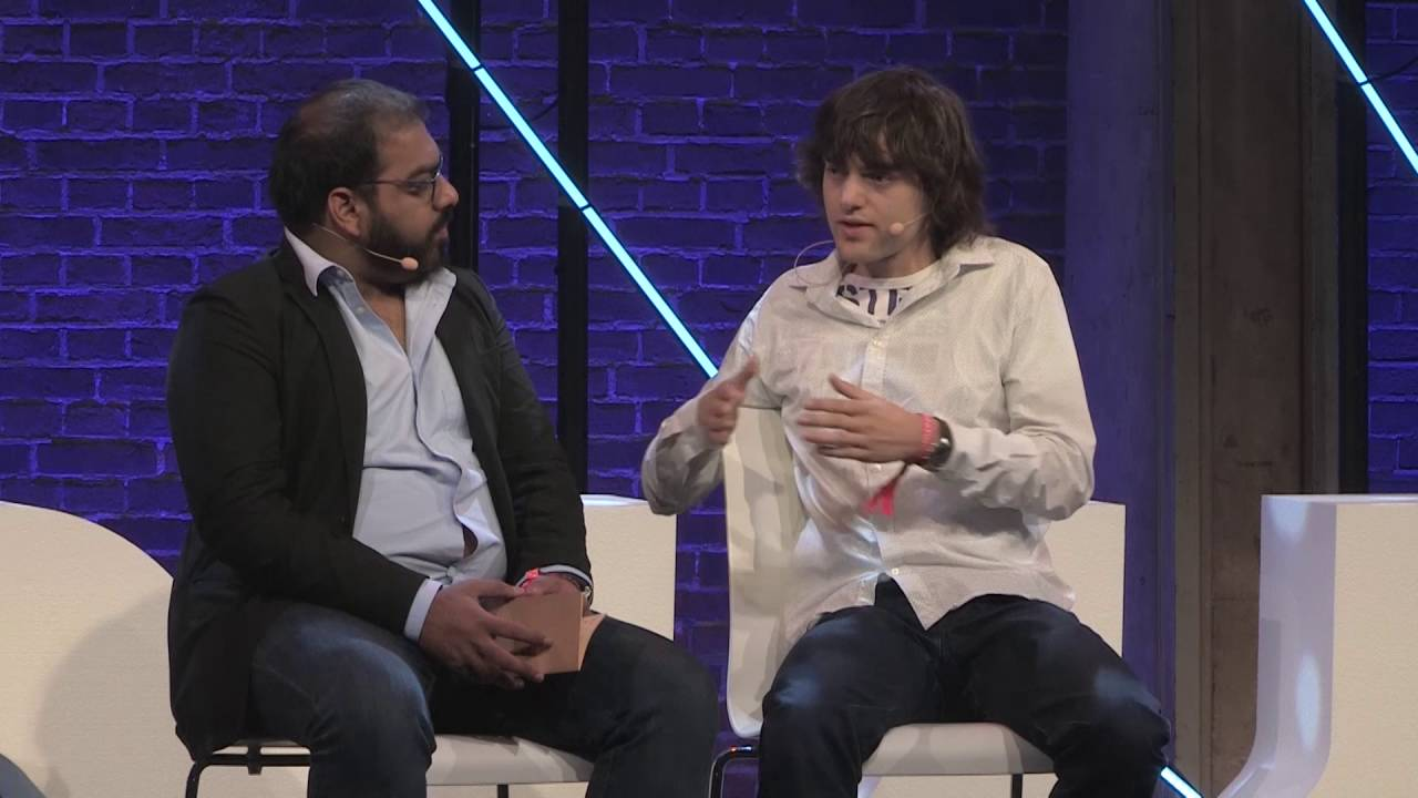 Boyan Slat (The Ocean Cleanup) | TNW Conference | How to solve ...