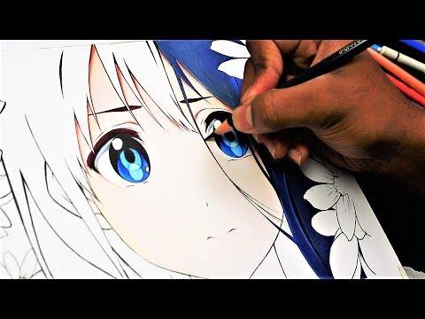 TAMAKO Real Time Coloring (たまこラブストーリー)