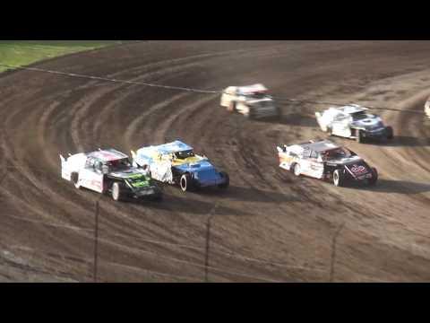 39th Yankee Classic Sport Mod B-Main 2 Farley Speedway 9/3/16