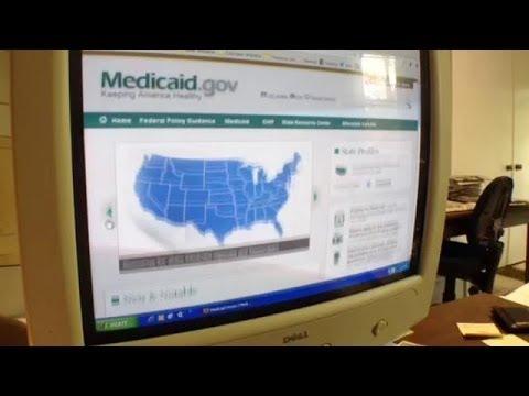 New StudyMedicaid Expansion Under Obamacare Increasing E RVisits