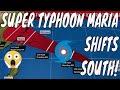 Super Typhoon Maria Storm Prep!