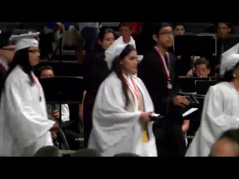 Council Bluffs Thomas Jefferson 2017 Graduation