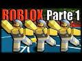 Jogando Roblox - Queimada Muito Louca - Parte 1