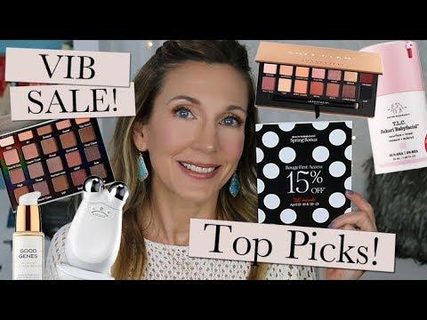 Sephora Insider Sale! My Top Picks + Wish List
