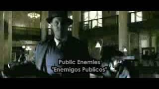 """Trailer Public Enemies Subtitulado Español """"Enemigos Publicos"""""""