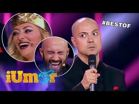 Best of Dan Badea, la iUmor! Cele mai bune numere de stand-up comedy