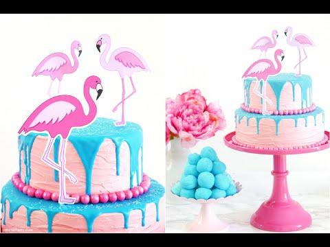 How To Make A Bird Birthday Cake