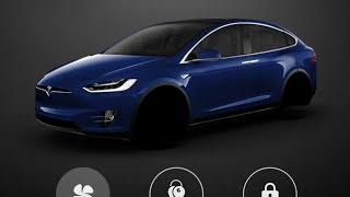 How I lost my wheels in the Tesla app