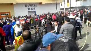 Carnaval Tenancingo Tlaxcala 2014 Martes