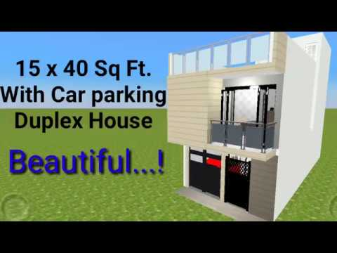 15 X 40 | 600 sq ft.Duplex house with car parking Ideal Square Foot House Plans on small square house plans, small cape cod house plans, 700 square ft cabin plans, tiny house plans, 600 sq ft cabin plans, 20 by 40 house plans, 600 sq.feet floor plans, 850 sq ft cabin plans, 600 sq ft apartment plans, 400 ft studio plans, barn garage with roof plans, 400 sf house plans, new orleans shotgun style house plans, non split bedroom house plans, 20 by 30 house plans, 300 sq ft studio plans, 20000 house plans, 200 sq ft cabin plans, 600 s.f. house plans, 600 sf home floor plans,