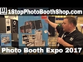 Props Frames Albums Table Covers from One Stop Photo Booth Shop   Photo Booth Expo 2017