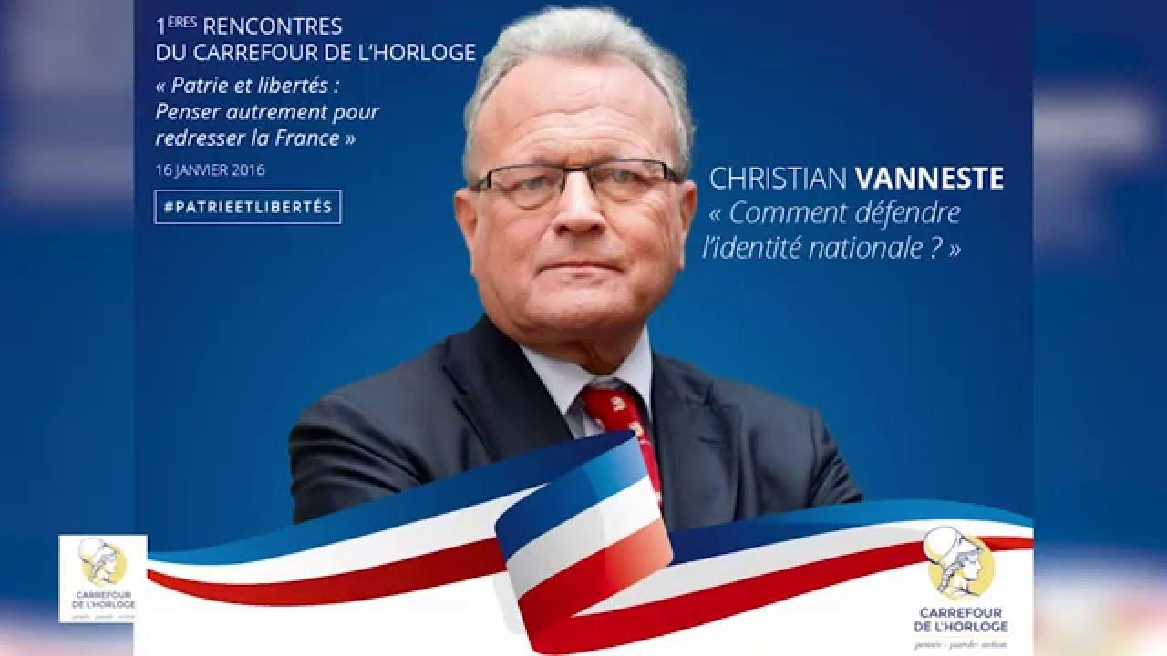 Carrefour de l'Horloge - Christian Vanneste