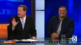 Cedric Yarbrough Gushes about his