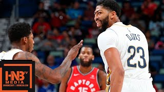New Orleans Pelicans Highlights vs Toronto Raptors | 10.11.2018, NBA Preseason