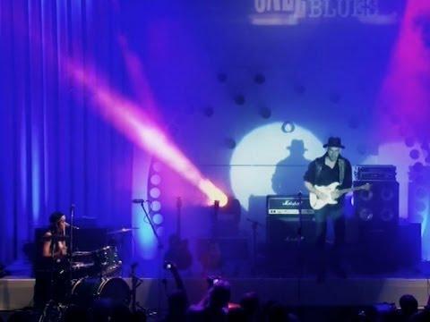 """Jimmy Rip: """"Buenos Aires reavivó mi fe en el Rock and Roll""""."""