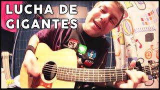 Lucha de Gigantes - Antonio Vega - CoverJavier Ezpeleta #unadecimadesegundo